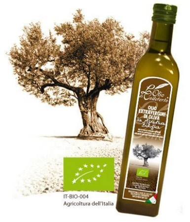Picture of Extra Virgin Olive Oil from Organic Farming